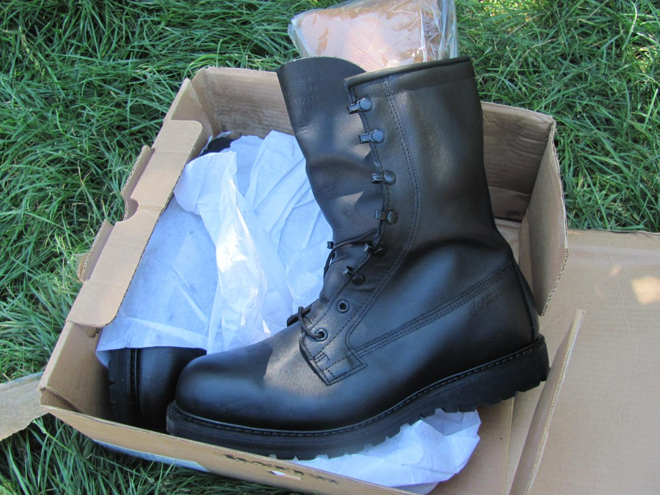 Bates Gore-Tex ICWB Waterproof Combat Boot Bate f014b3285