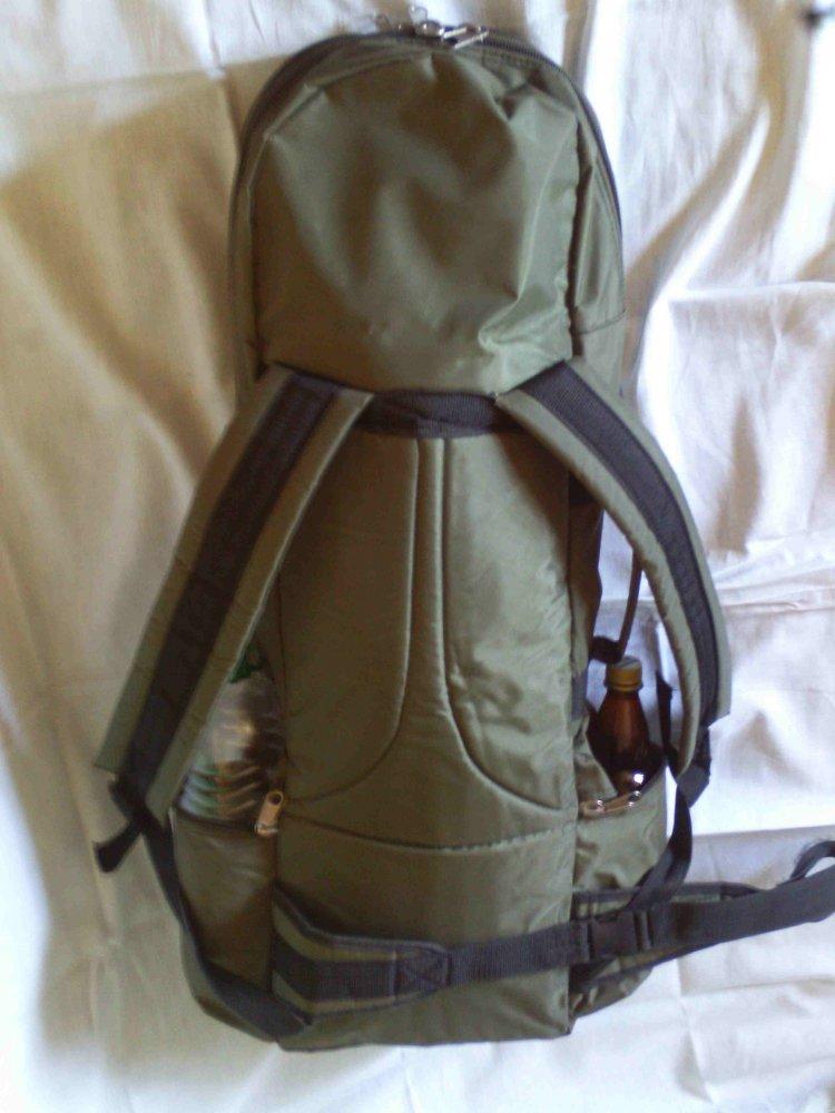 Рюкзак-сумка для металлоискателя с закрывающимся отделением .