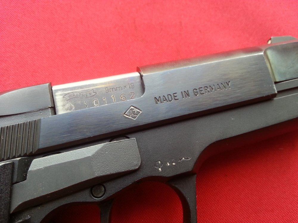Продаю walther p88 compact в москве