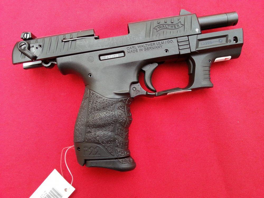 Продам макет пистолета walther p-22 z133367