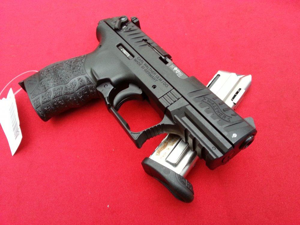 Продам ммг пистолета walther p-22 laser z133650