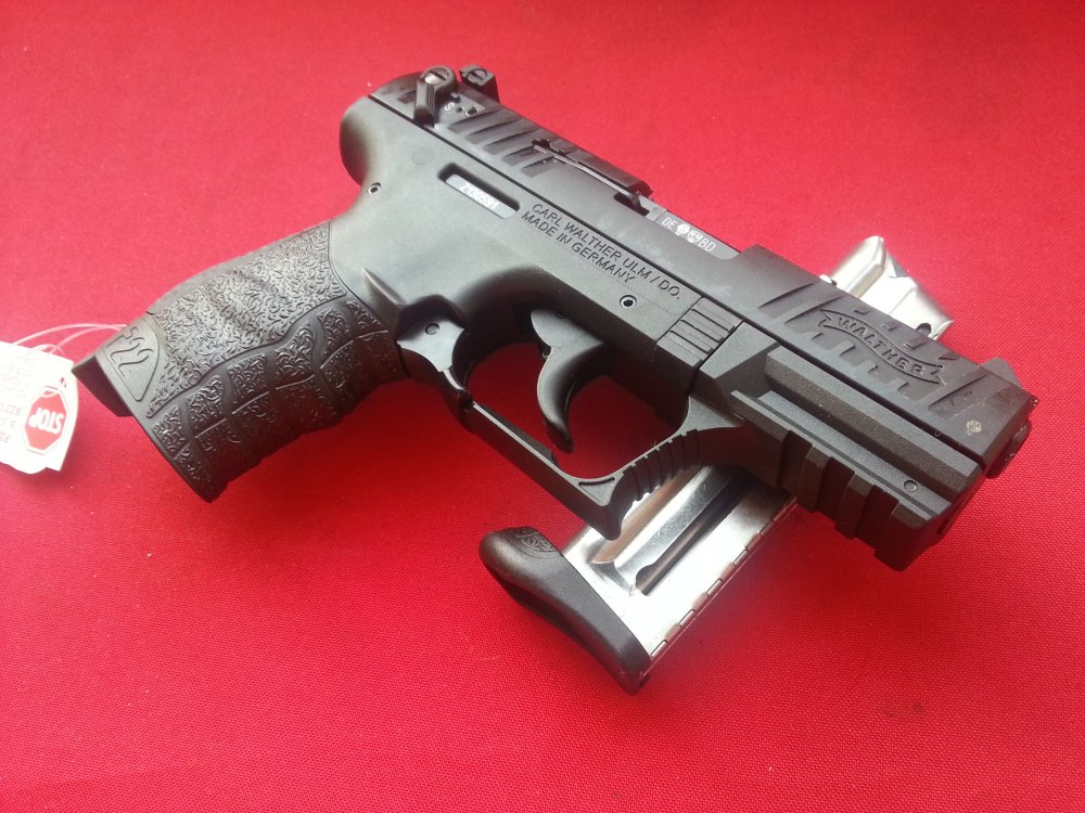 Walther p22 342 new guns pistols walther pistols post wwii