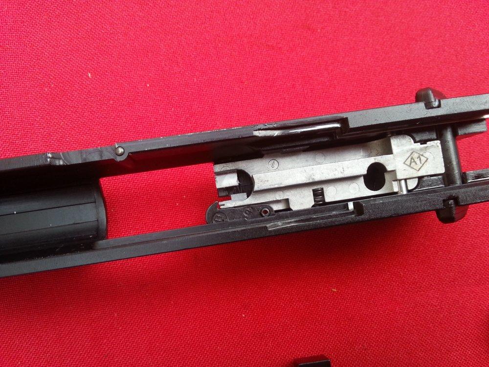 Продам ммг пистолета walther p-22 z130591