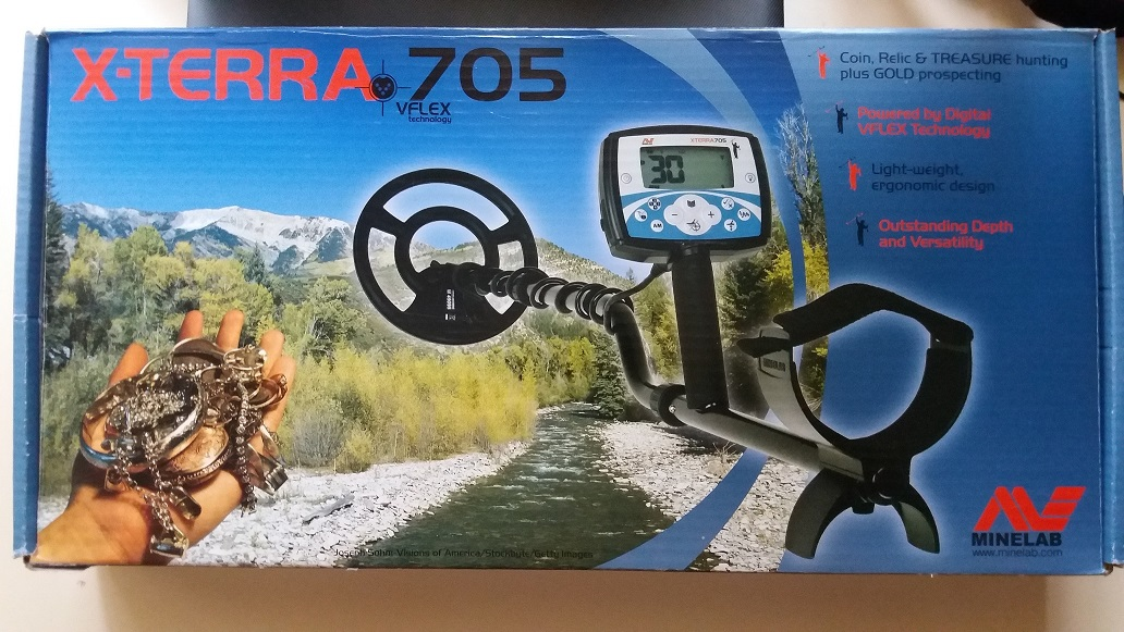 Металлоискатель minelab x-terra 705 reibert.info.