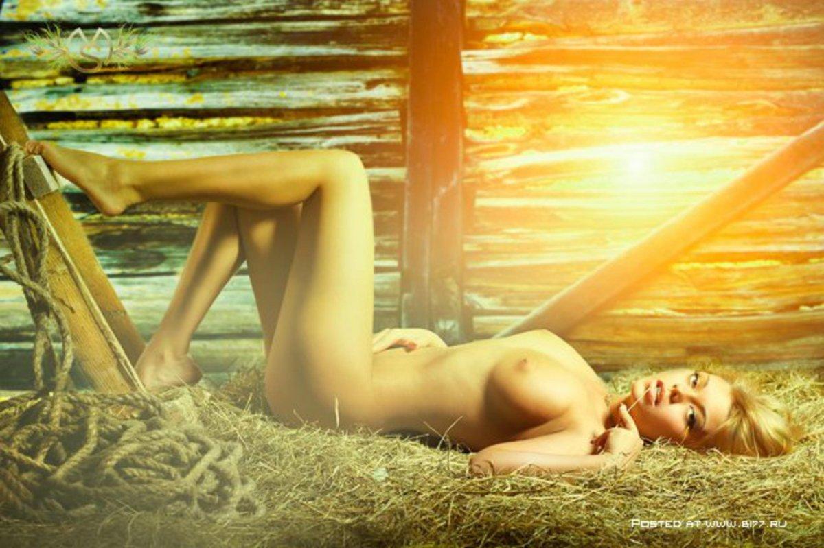 Фото голых женщин из сельской местности 26 фотография