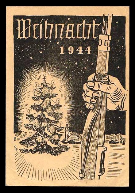 Живая, открытки 1944 года