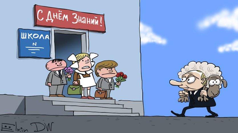 """Хуг о """"школьном перемирии"""" на Донбассе: Эта пауза свидетельствует, что стороны могут прекратить насилие, когда они этого хотят - Цензор.НЕТ 4069"""