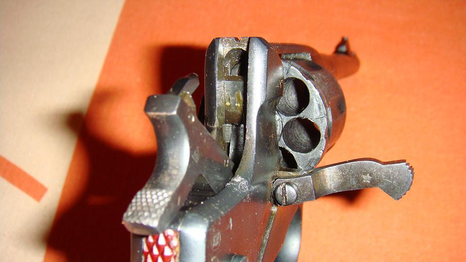 каким должен быть боек на револьвере фото плане железа