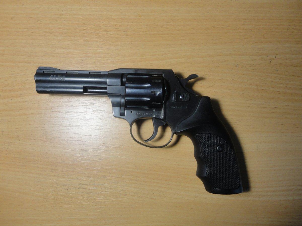 Нацполиция опубликовала кадры с оружием, изъятым у участников блокады в Кривом Торце - Цензор.НЕТ 5846
