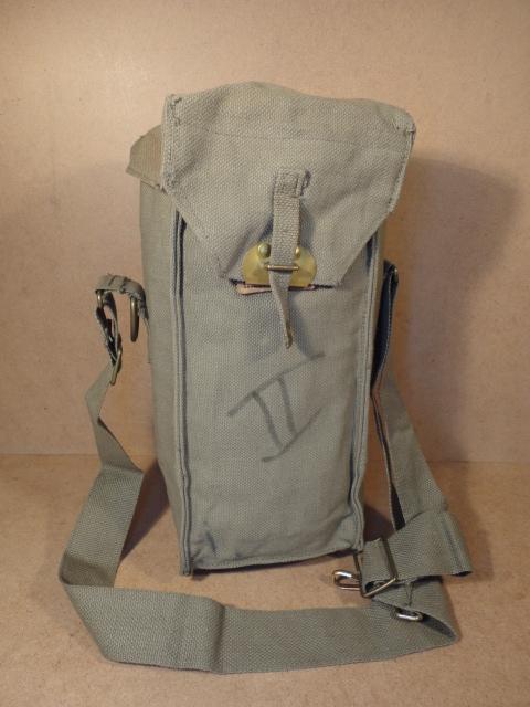 b2dabe144d1b Противогазная сумка армии Бельгии 50х годов.Оригинал (1) | REIBERT.info