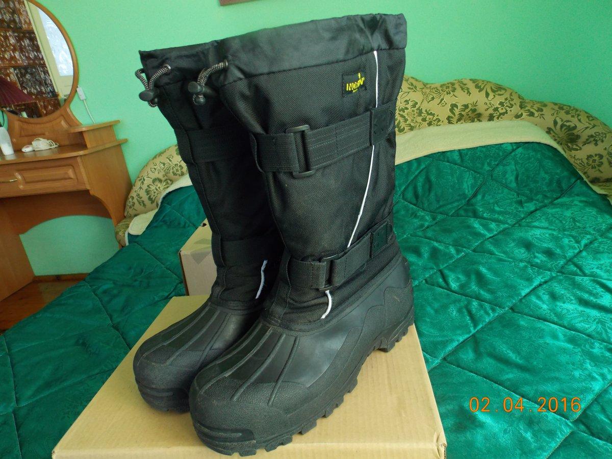Зимові чоботи Norfin Husky  d8c27de313d54