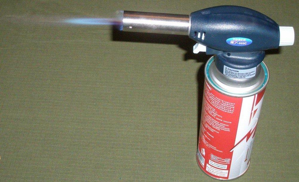 Газовая горелка насадка на баллон с газом своими руками