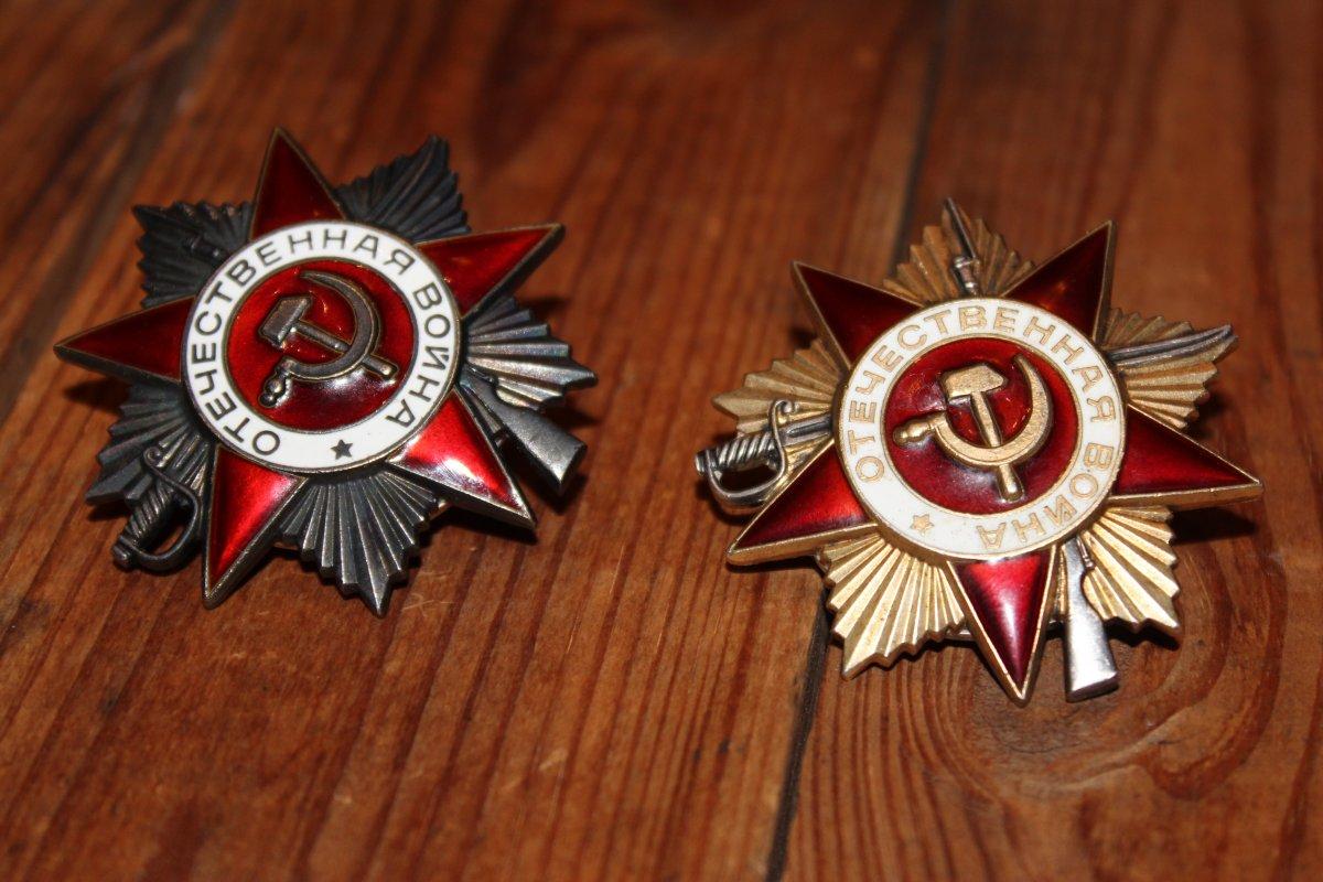 Картинки ордена великой отечественной войны