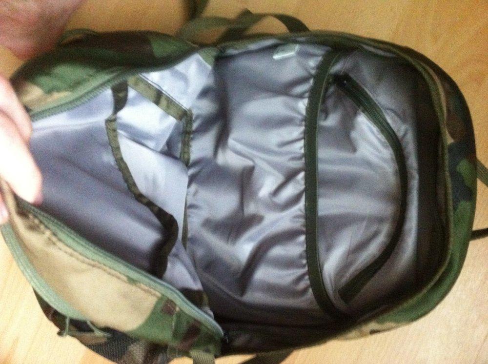 Рюкзак deuter spider camouflage военные однолямочные рюкзаки