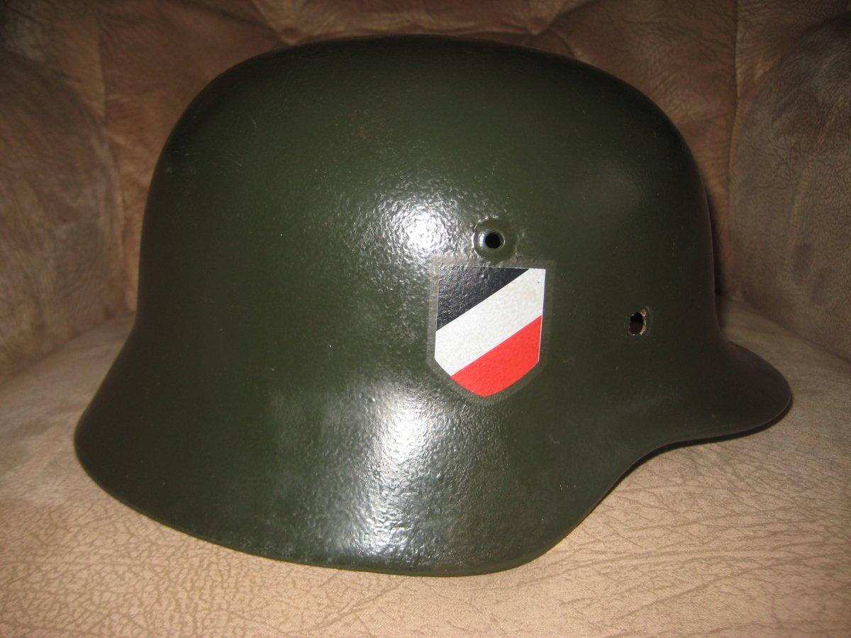 Немецкая каска м-35