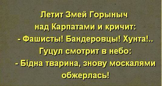 """""""Украинцы должны гордиться, что мы с ними один народ"""", - россияне продолжают считать себя """"старшим братом"""" - Цензор.НЕТ 9164"""