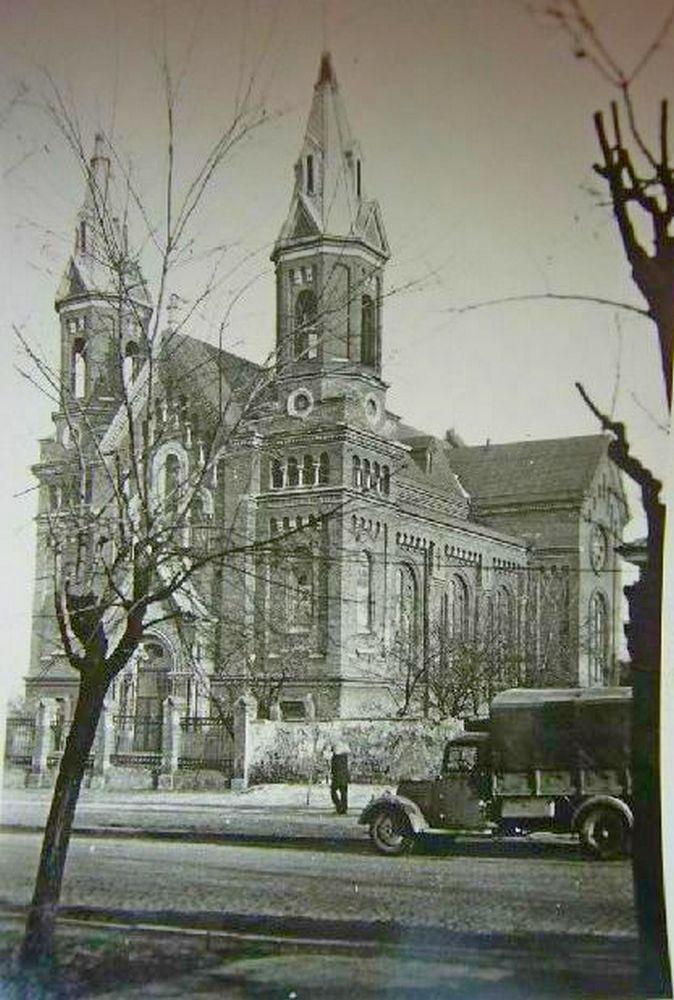 Николаев Евангелическая кирха  Ansicht der evangelischen Kirche) 1941-1943 г..jpg