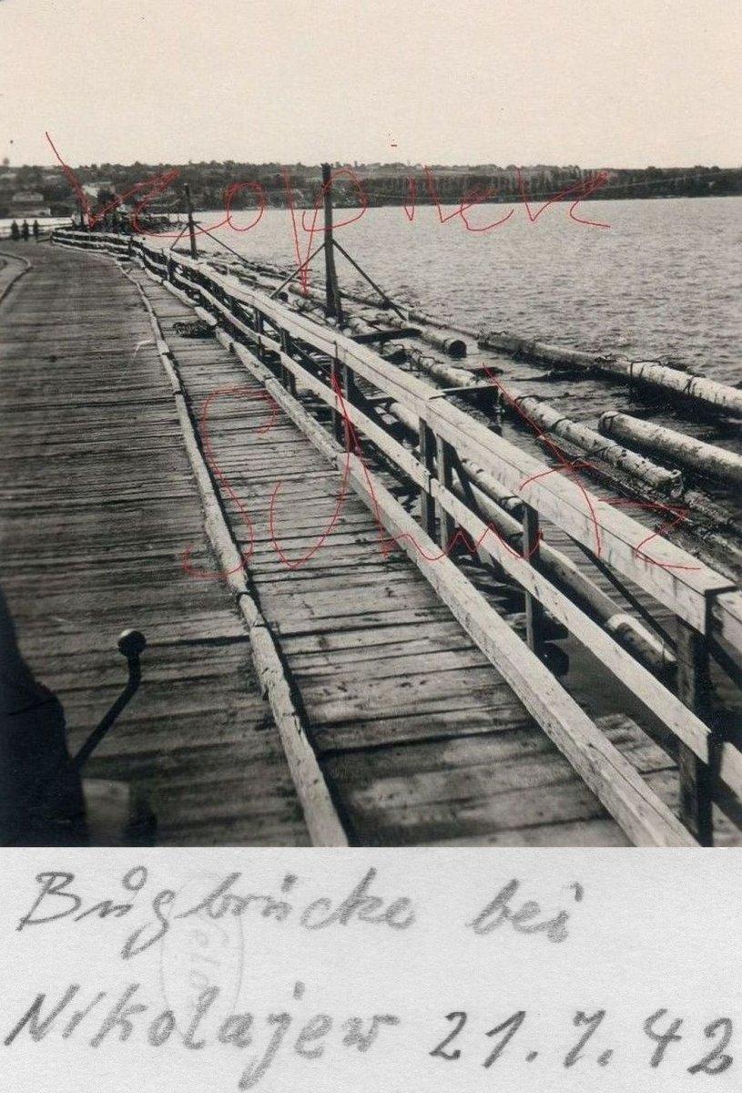 Николаев Наплавной мост через Буг 1942 г.  page.jpg