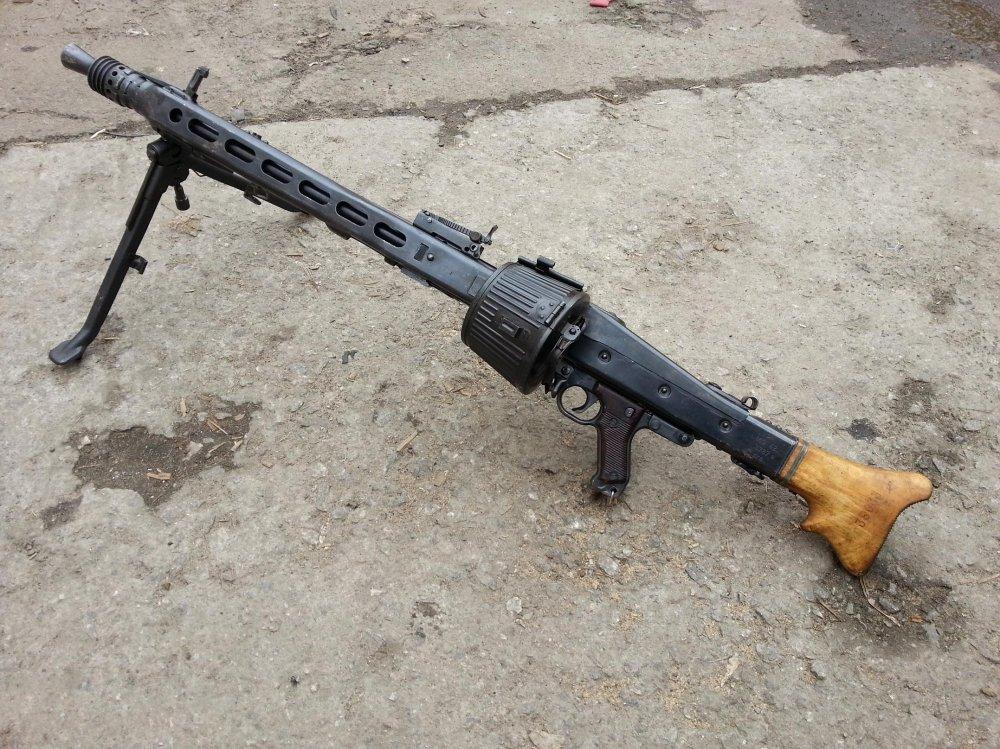 мг 42 пулемет фото