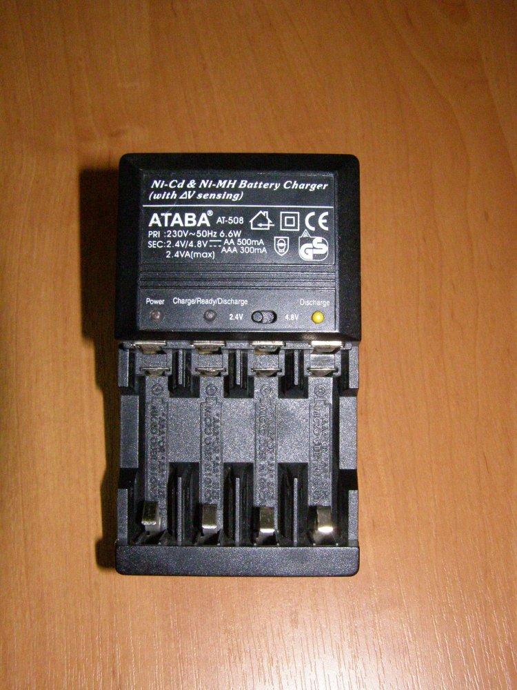 Зарядное Устройство Атава Ат-508 Инструкция