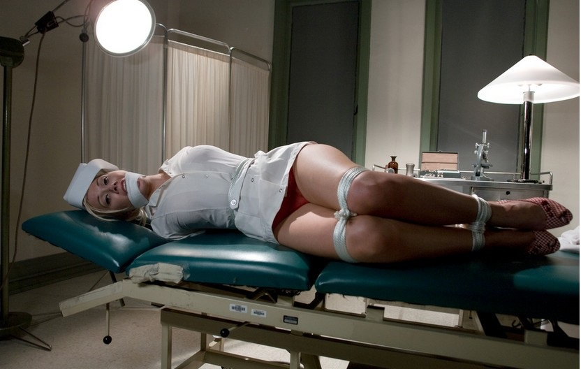 медсестры bondage