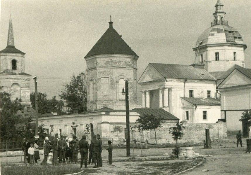 Шаргород 21 июля 1941 года. Фото военнослужащего 257-ой пехотной дивизии Вермахта..jpg
