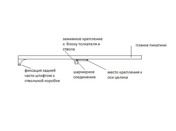 схема планки вивера для БП