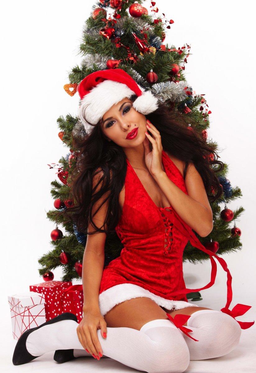 настоящий красивые девушки новогодних костюмах если после горнолыжного