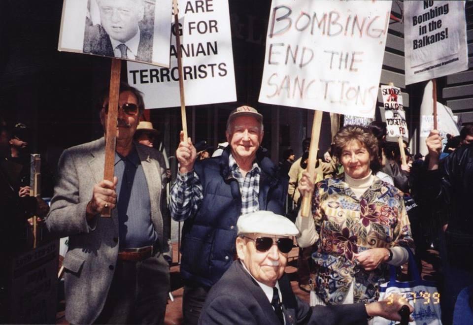 Veterani RK protiv NATO agresije 1999. San Francisco.jpg