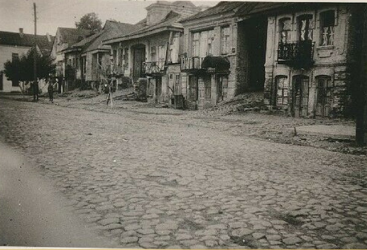 Винница Верхне-Гражданская улица (Stadt Winnyzja) 1942 г..jpg