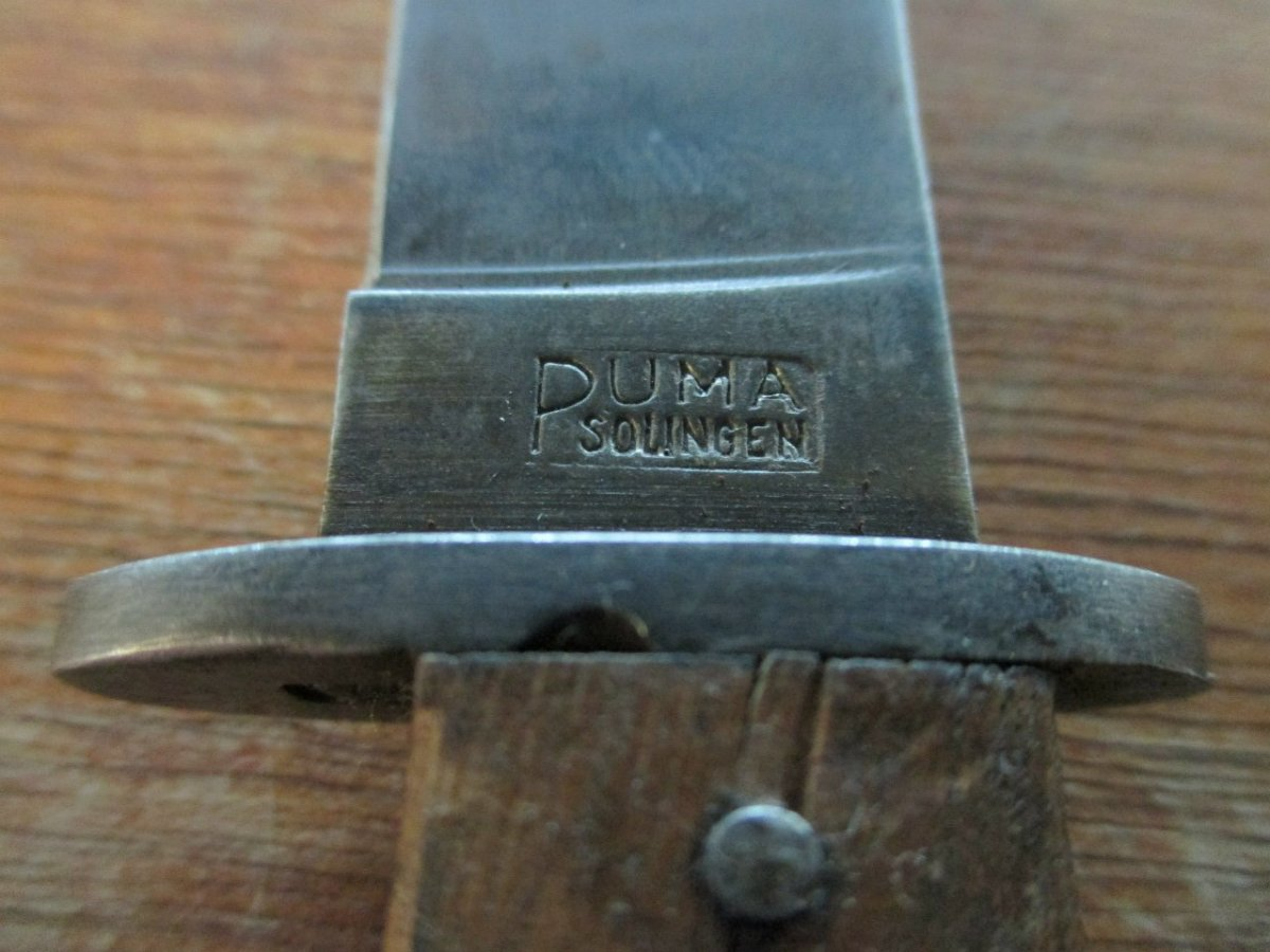 Клеймо на ножах дамаск - Как сделать нож керамбит дома