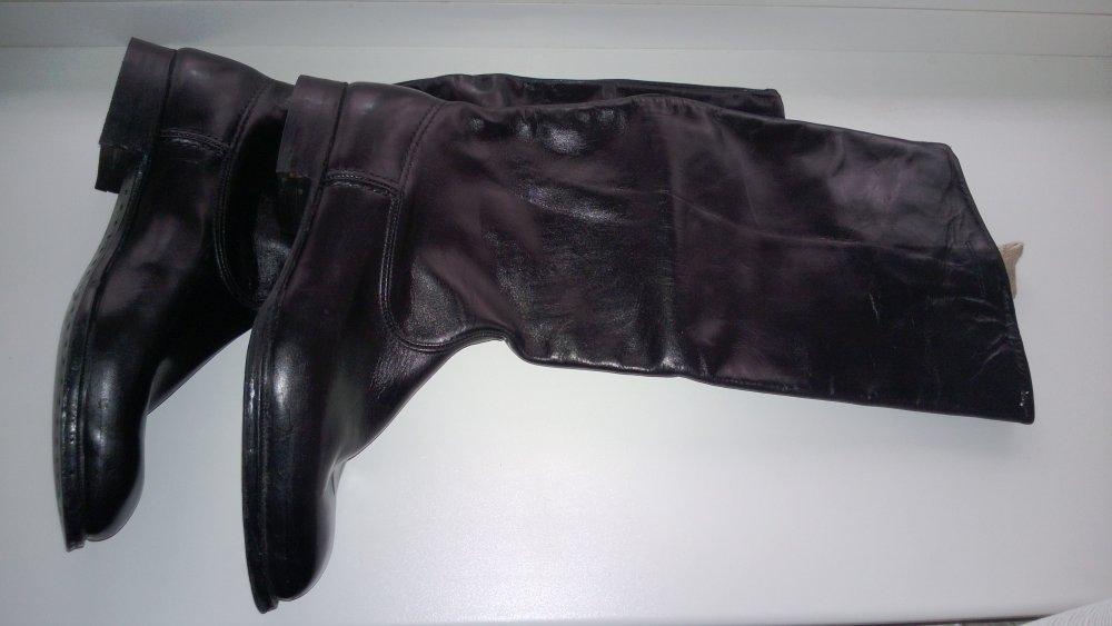 Хромові чоботи СССР 41-й розмір  1337e10b8fef3