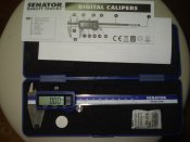 "Digital caliper Senator 6""/150mm"