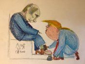 Я не знаю, що відбувалося на зустрічі Трампа з Путіним, це прерогатива президента, - глава розвідки США - Цензор.НЕТ 4431