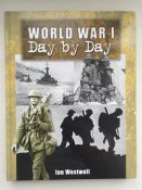Книга-альбом World War I Day by Day новая