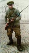 Вартовий Центральної Ради з 1-го полку Січових Стрільців ,весна 1918 р..jpg