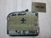 Аптечка Multitarn® Small 25-Piese First Aid Set Leina, Mil - Tec. Німеччина. Новий товар.