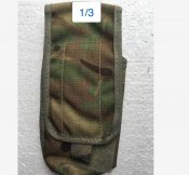 Подсумок Osprey mk iva mtp pouch ammunition sa 80-single mag