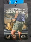 Шорти Helikon - Tex Urban Tactical Shorts, XXL, Shadow Grey. Новий товар.