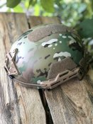 HHV, кевларовый шлем Fast Helmet , Hard Head Veterans G2