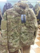 Куртка Helikon-Tex Level 7 Lightweight Winter Jacket, колір Camogrom розмір XL. Новий товар.
