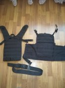 blackhawk strike commando recon plate carrier...