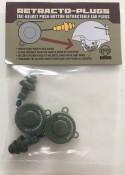 Беруши Retracto-Plugs tac-helmet push-button rectractable ear plugs