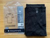 Футболки Propper 3 Pack, Black XL