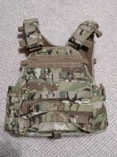 Condor gunner lightweight plate carrier multicam + плиты SK4