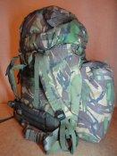 Большой экспидиционный рюкзак армии великобритании дакине рюкзаки