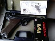 Cuno Melcher ME Luger P-08 9 mm