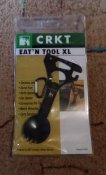 CRKT eat'n Tool 9110KC Eat N' Tool BLACK Multi Tool, X-Large