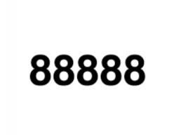 0-88888