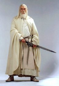 Gendalf White